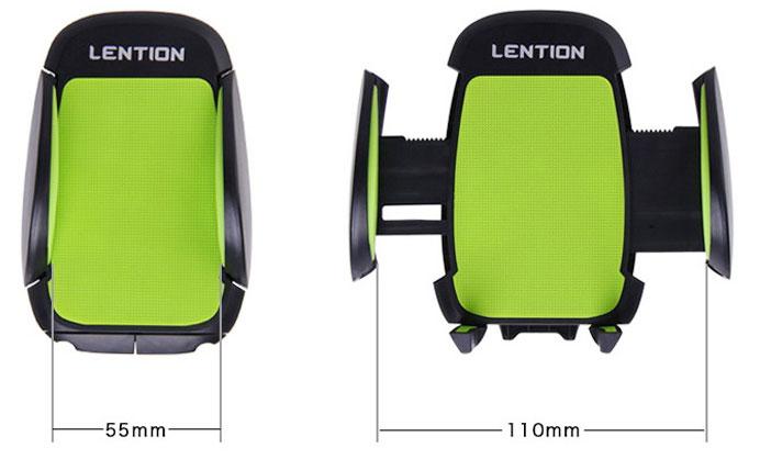 پایه نگهدارنده گوشی لنشن Lention CM-C300 Car Mount Holder