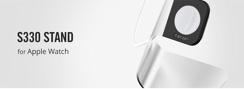 استند ساعت هوشمند اپل اسپیگن Stand S330