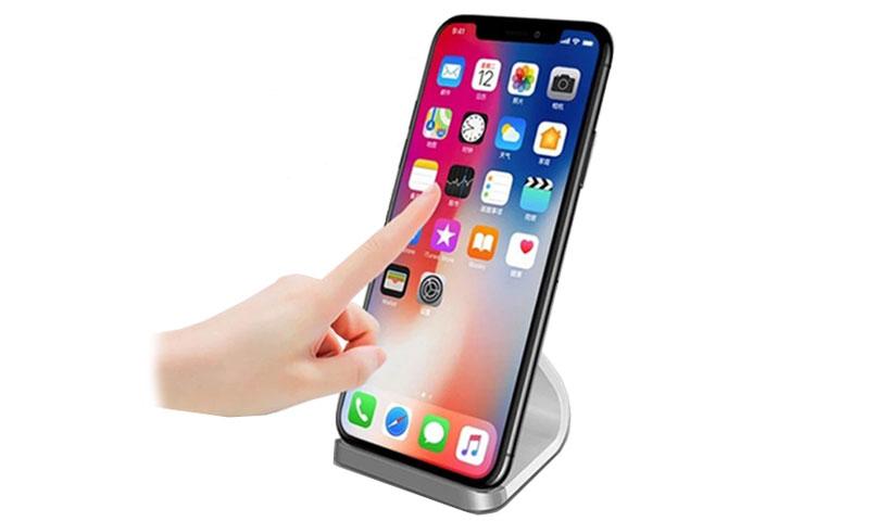 پایه نگهدارنده ویترینی و رومیزی گوشی موبایل توتو