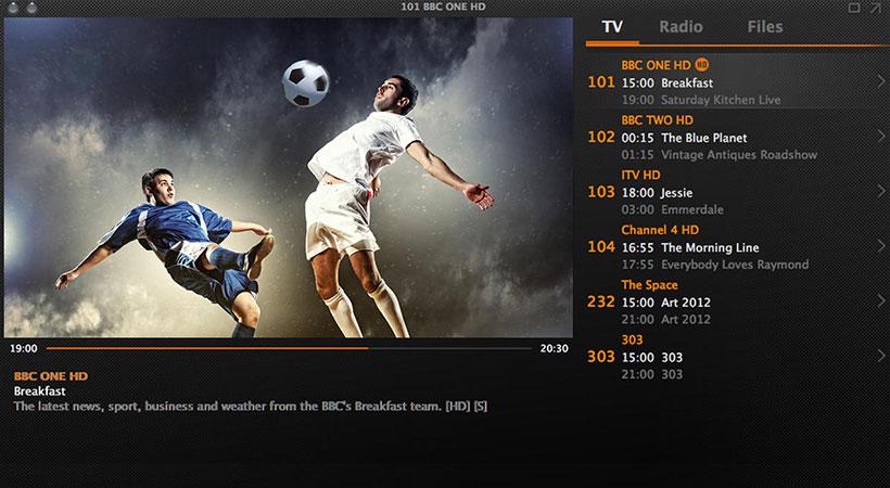 گیرنده دیجیتال Tivizen WiFi TV Mobi T2