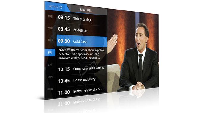 بررسی کانال دیجیتال با گبرنده تلویزیونی mygica