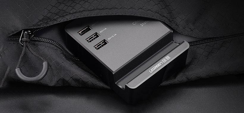 ابعاد مناسب آداپتور شارژ برای حمل