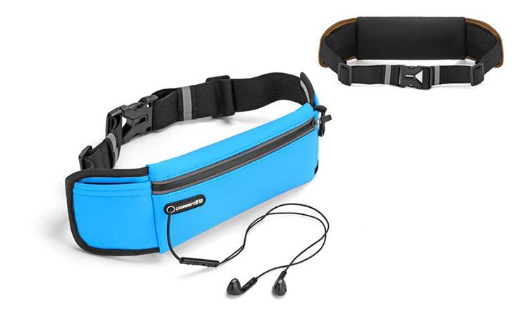 کیف ورزشی کمری یوگرین Ugreen Outdoor Running Waist Belt Pack