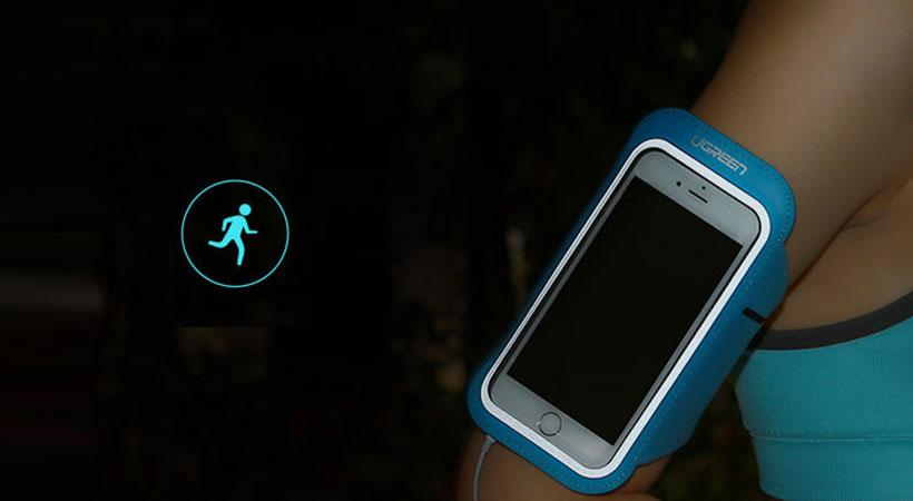 بازوبند ورزشی نگهدارنده گوشی یوگرین Ugreen Sports Smartphone Armband