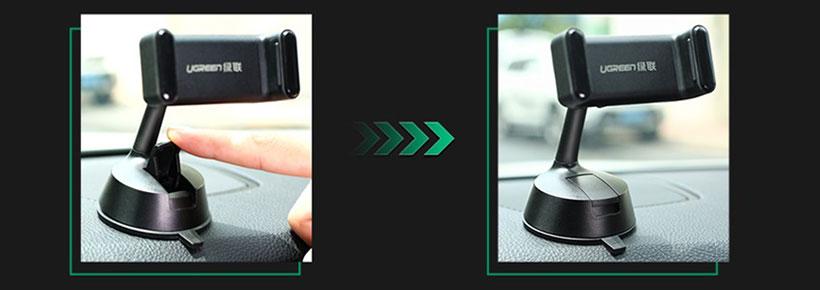 نصب آسان نگهدارنده گوشی یوگرین روی سطوح