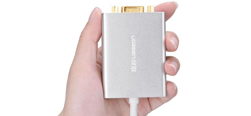 مبدل USB 2.0 به VGA یوگرین