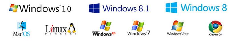 سازگاری بالای مبدل یوگرین با سیستم عامل های مختلف