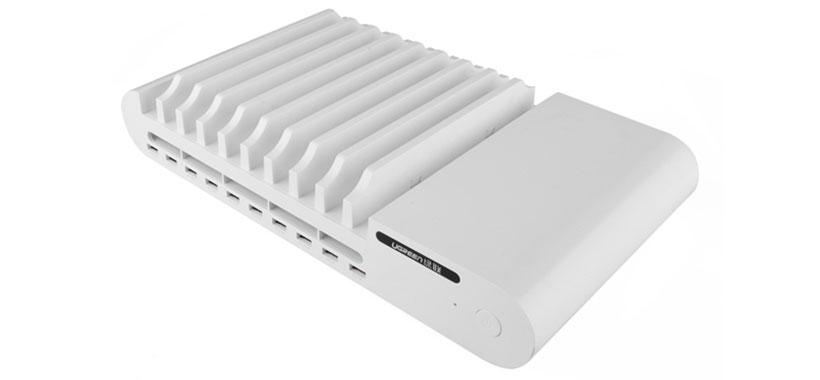 پاور هاب یوگرین مجهز به 10 پورت USB