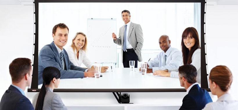 مبدل یوگرین ایده آل برای ارائه و کنفرانس