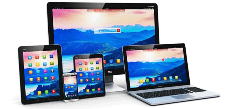 امکان اتصال لپ تاپ و کامپیوتر به سایر نمایشگرها