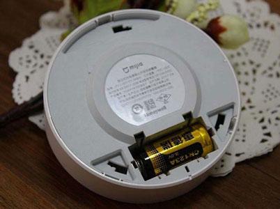 باتری CR123A تا 5 سال قابل استفاده است