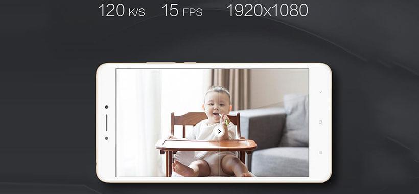 کیفیت تصاویر با دوربین شیائومی ptz
