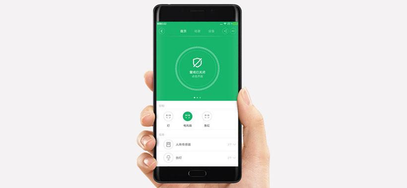 برنامه هوشمند شیائومی برای مدیریت پریز برق