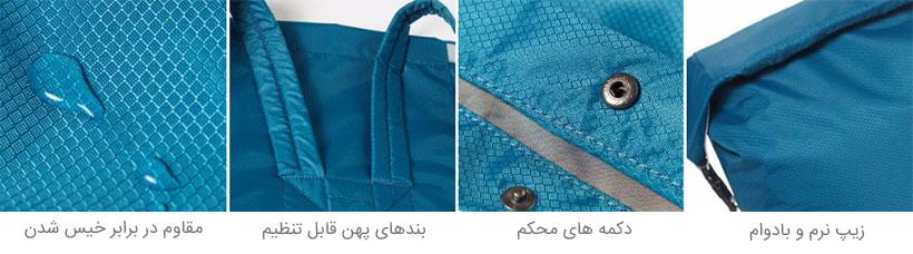 کیف کوله ای شیائومی Backpack Multi-Purpose Bag