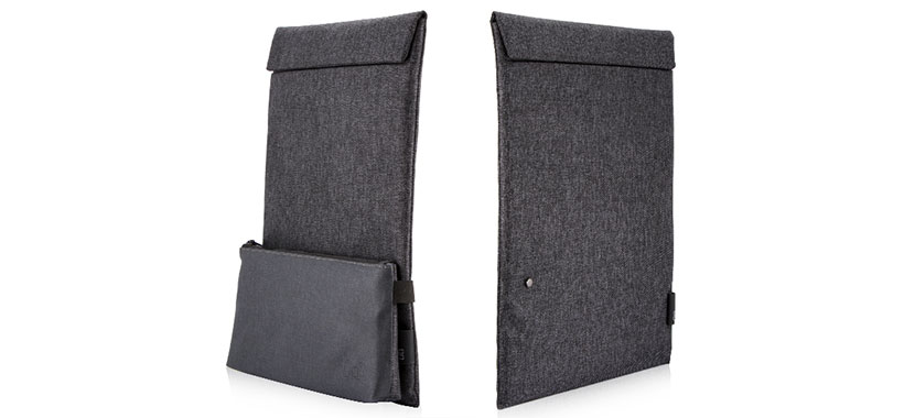 کیف های شیائومی با خاصیت آهنربایی و دکمه به هم وصل می شوند