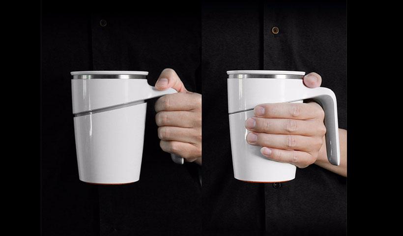 لیوان دسته دار شیائومی Fiu Elegant