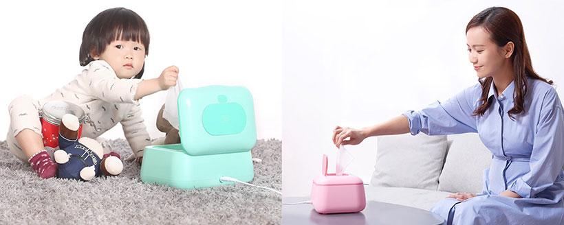 دستمال های شیائومی مناسب برای سنین مختلف