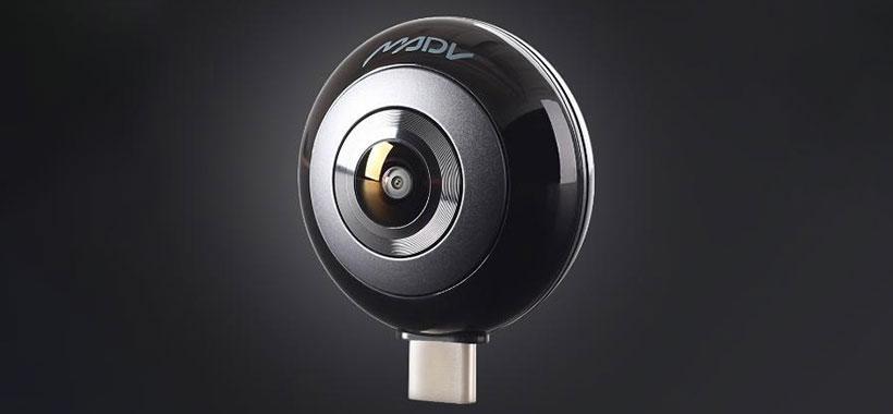 اشتراک گذاری تصاویر در دوربین شیائومی با برنامه MADV Mini App