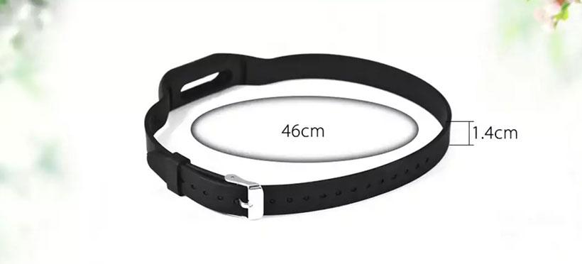 بند سیلیکونی دستبند سلامتی شیائومی Xiaomi Miband 2 Two-Loop Silicone Strap