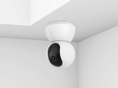 دوربین هوشمند شیائومی با چرخش 360 درجه
