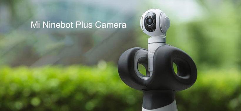 دوربین اسکوتر شیائومی ninebot plus