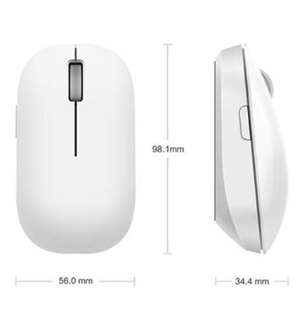 موس پرتابل شیائومی نسخه Xiaomi Portable Mouse 2