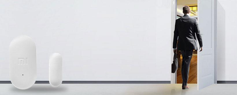سازگاری سوئیچ شیائومی با سنسور در و پنجره