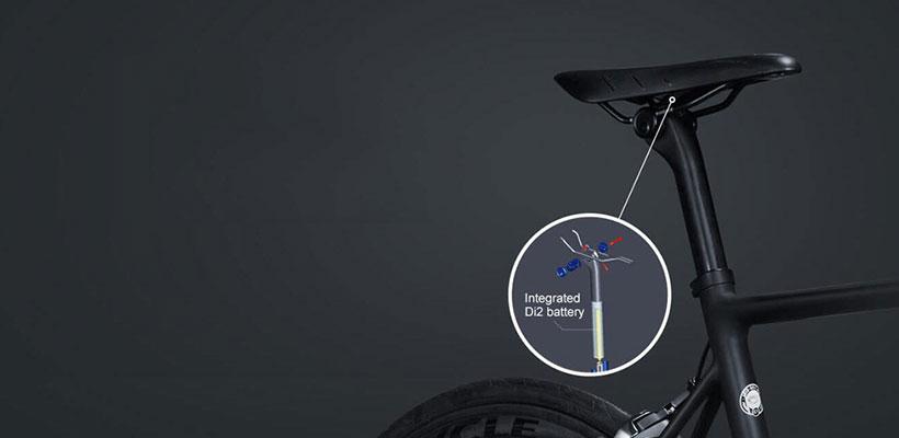 دوچرخه حرفه ای هوشمند شیائومی Xiaomi QiCycle R1 TDF-Level Professional Road Bike