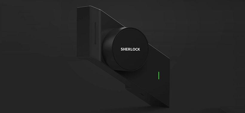قفل در هوشمند شیائومی Sherlock