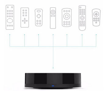ریموت کنترل شیائومی Xiaomi Mi Smart Home All-In-One Media Control Center