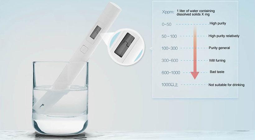 دستگاه سنجش کیفیت آب Xiaomi TDS Pen Tester
