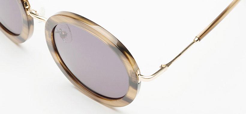 عینک آفتابی دایره ای شیائومی مدل Turok Steinhardt TS SR003-1420