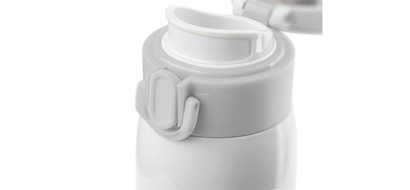 فلاسک شیائومی با دهانه مناسب برای ریختن مایعات