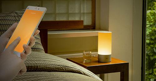 چراغ خواب هوشمند شیائومی Xiaomi Yeelight bedside Lamp
