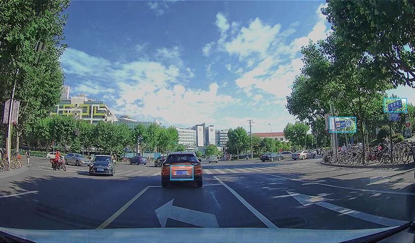 رزولوشن 2.7K دوربین شیائومی