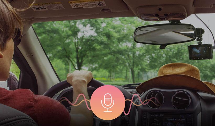 میکروفون دوربین ماشین و ضبط کننده تصویر شیائومی مدل Yi Ultra Dash Camera