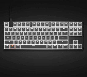 کیبورد شیائومی Xiaomi Yuemi MK01 Keyboard