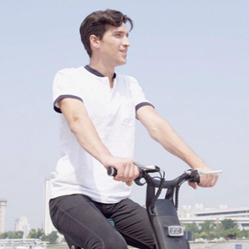 پیدا کردن سایر دوچرخه سواران شیائومی با برنامه ویژه آن