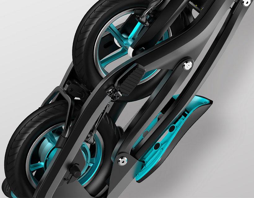 ترمزهای خودکار دوچرخه برقی شیائومی ایکس1