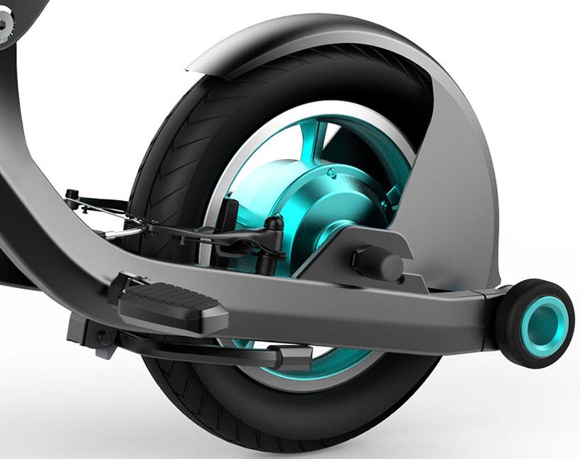 سیستم ایمنی قدرتمند دوچرخه برقی شیائومی ایکس1