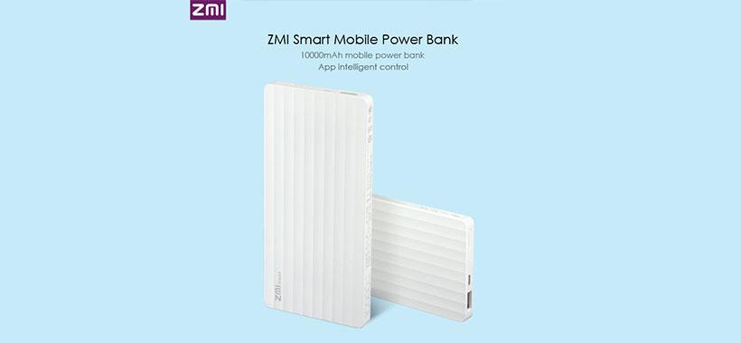 پاور بانک شارژ سریع شیائومی ZMI HB810 10000mAh