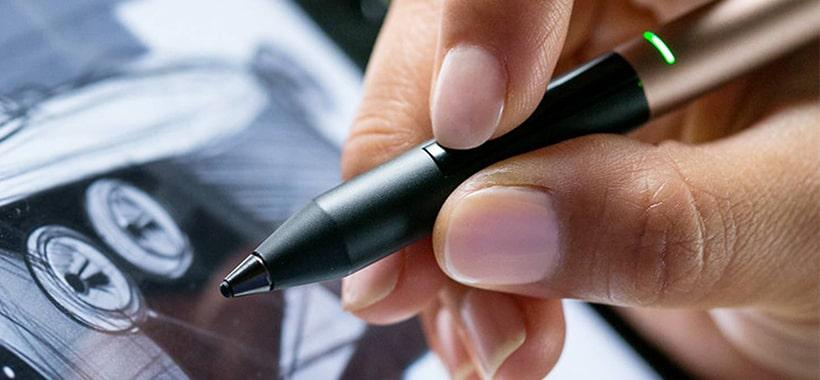 دکمه قلم لمسی ادونیت Pixelهای میانبر
