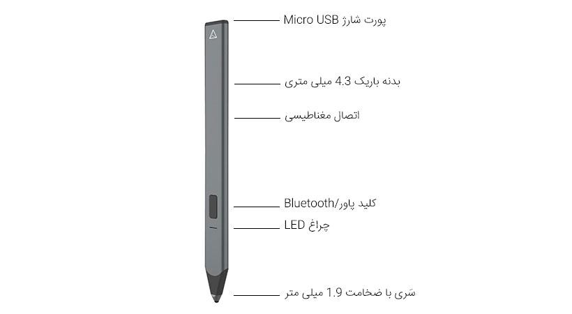 قلم لمسی اسنپ 2
