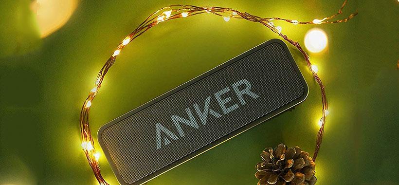 اسپیکر بلوتوث Anker SoundCore Select