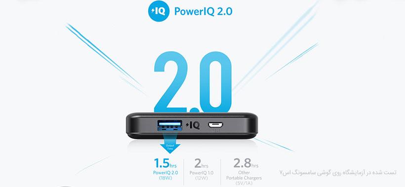 شارژر همراه انکر PowerCore II