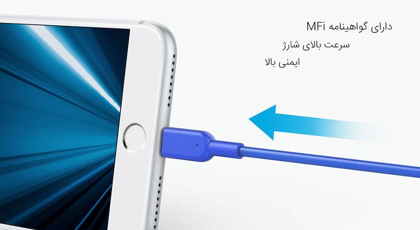 کابل شارژ انکر