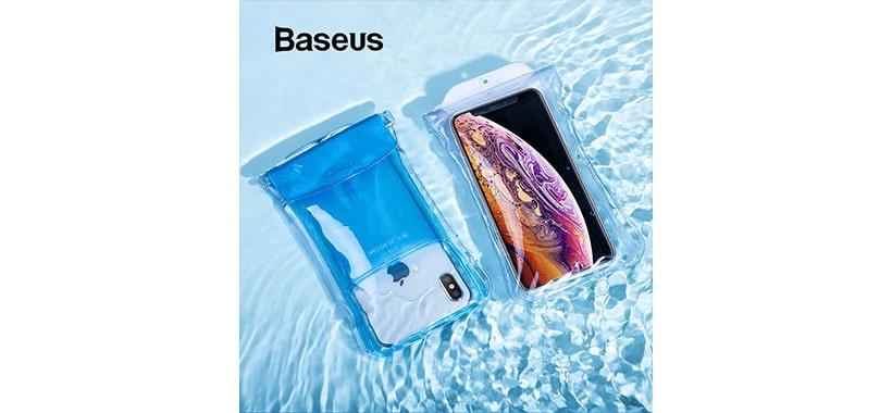 کیف موبایل ضد آب بیسوس