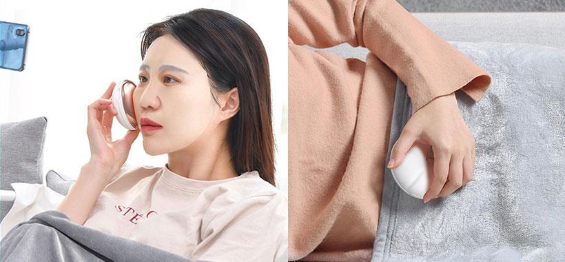 گرم کن دستی قابل حمل بیسوس ACHMB-02