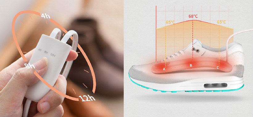 خشک کن کفش بیسوس