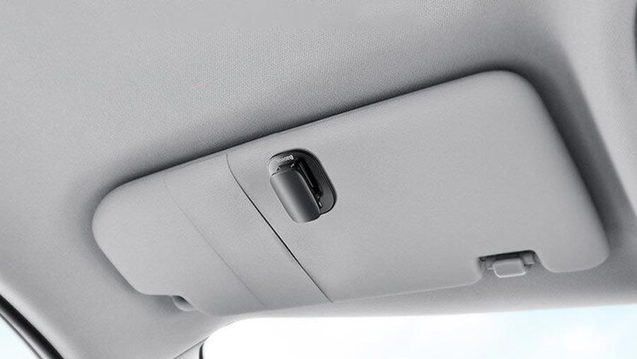 گیره نگهدارنده عینک مخصوص خودرو بیسوس